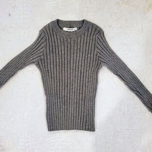 4for$20!! Ribbed crewneck sweater for boys